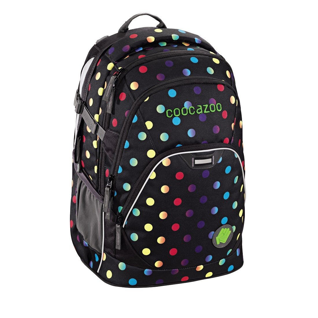 "Coocazoo Rucksack ""EvverClevver2"" mit Laptopfach »Magic Polka Colorful«"